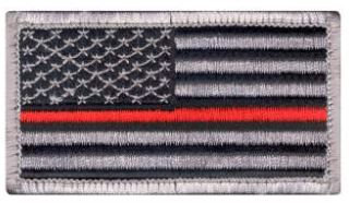 Flag-Thin Red Line