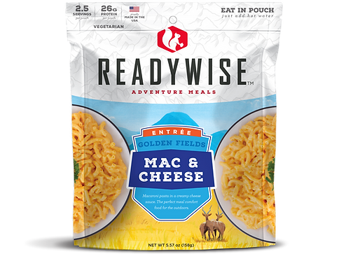ReadyWise - Golden Fields Mac & Cheese