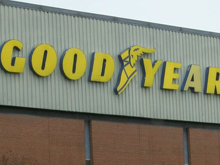 Goodyear, Major Revenue Source Layoff Workers In Alabama Small Town