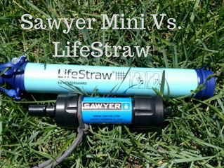 Sawyer Mini Vs. LifeStraw