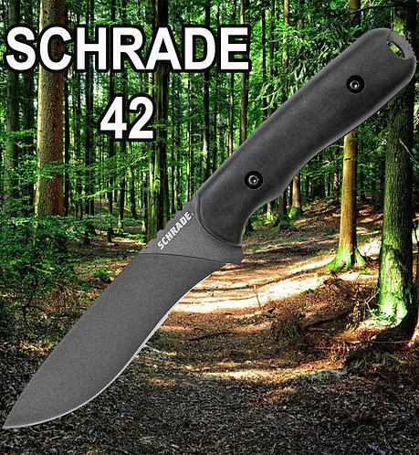 SCHRADE 42