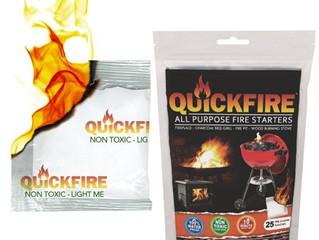 Quick Fire, Fire Starter
