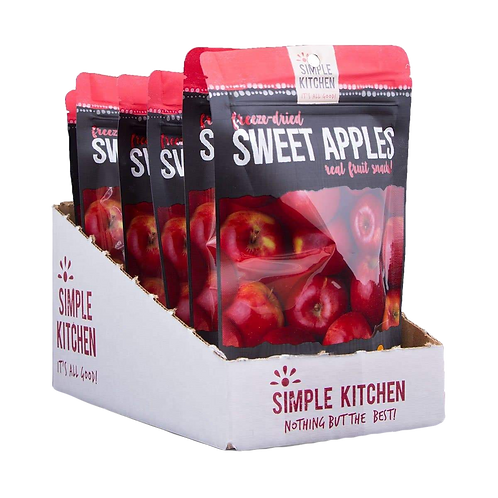 Freeze Dried Apples (CASE)