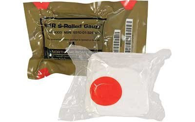 S- Roll Gauze Pack