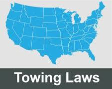 Towing Laws & Tags