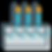 Torta cumpleaños, regalos cumpleaños