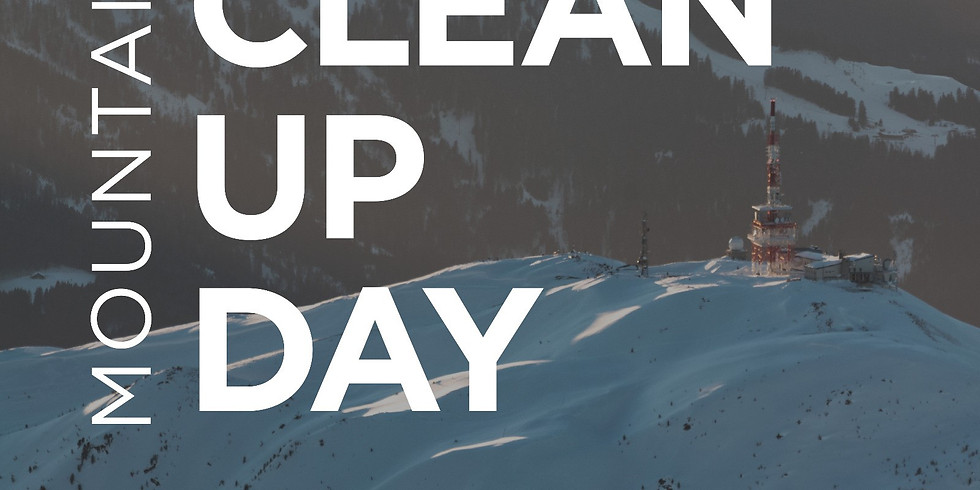 Mountain Clean Up Day