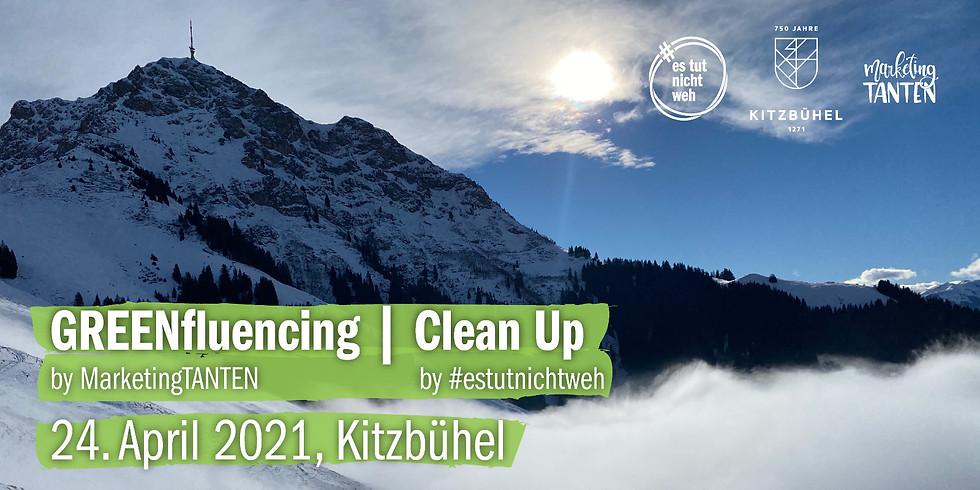 GREENfluencing - 750 Jahre Kitzbühel Clean Up