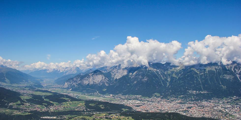 Innsbrucker Nordketten Bergputz