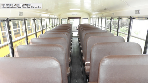 School Bus 77 passenger