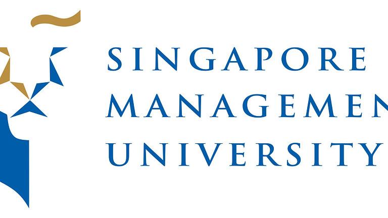 Guest Lecture Singapore Management University
