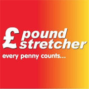 Pound Stretcher Supports Food For Famili