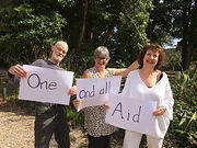 One and All Aid Penzance Food For Famili