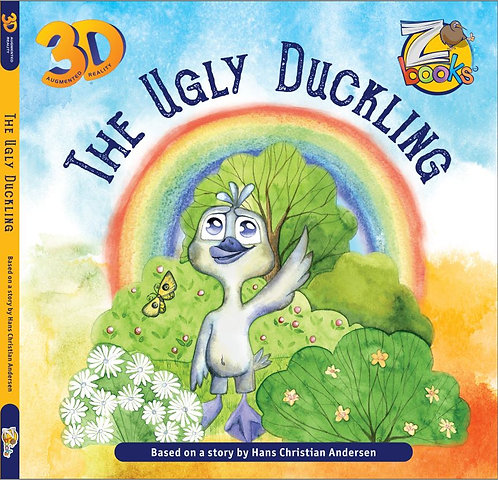 The Ugly Duckling Book (Hard copy)