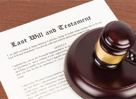 Protect Your Loved Ones by Having a Will