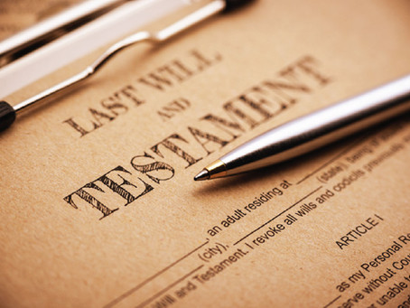 What Happens If a Beneficiary in a Will Has Already Died?