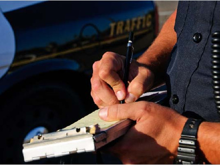 5 Things to Know If You Are Pulled Over by a Police Officer