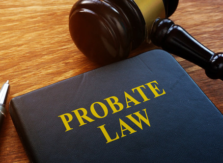 Dealing with Probate While Grieving the Death of a Loved One