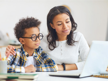 Navigating Remote Learning While Co-Parenting
