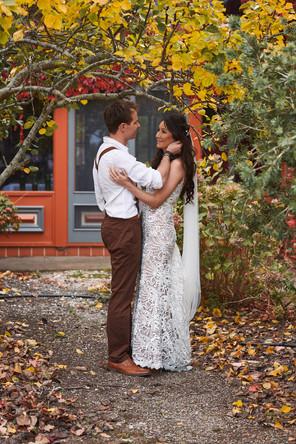 Bec & Ash Wedding