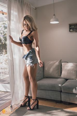 Emma Bowman Interior Fitness Modelling