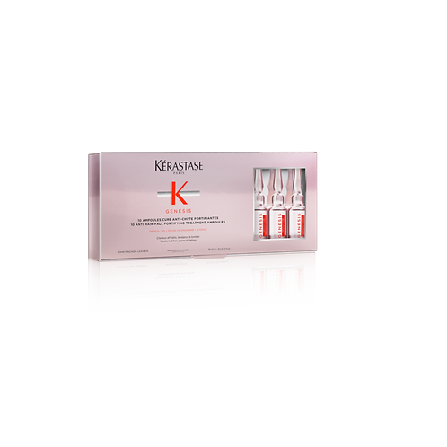 Ampoules Cure Anti-Chute Fortifiantes