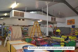 6 Community store refurbishment