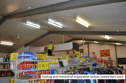 7 Community store refurbishment