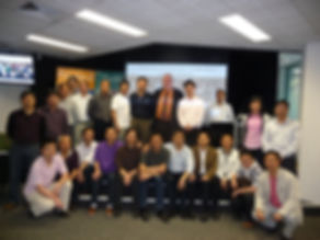 Chinese delegation from Fujian Province