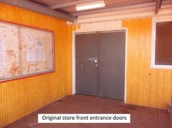 3 Community store refurbishment