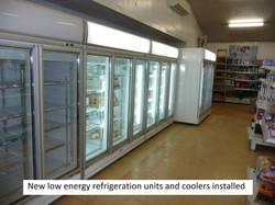 14 Community store refurbishment