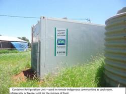 1 Stand alone Refrigeration Unit