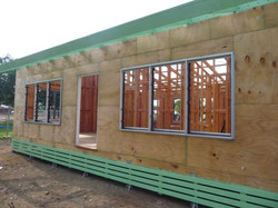 HOIL home under construction