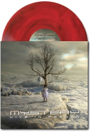 MYSTERY - Live in Poznan -  MYSTERIOUS BOX SET - Marble Black & Red Vinyls