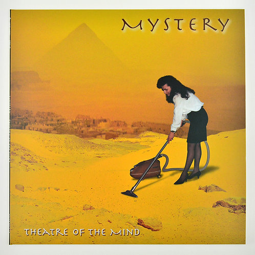 MYSTERY - Theatre of the Mind -  LP