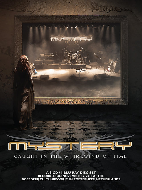 MYSTERY -Caught in the Whirlwind of Time - Deluxe Edition