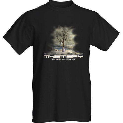 MYSTERY-Live and Butterflies 2019 Tour - Front and Back Tshirt