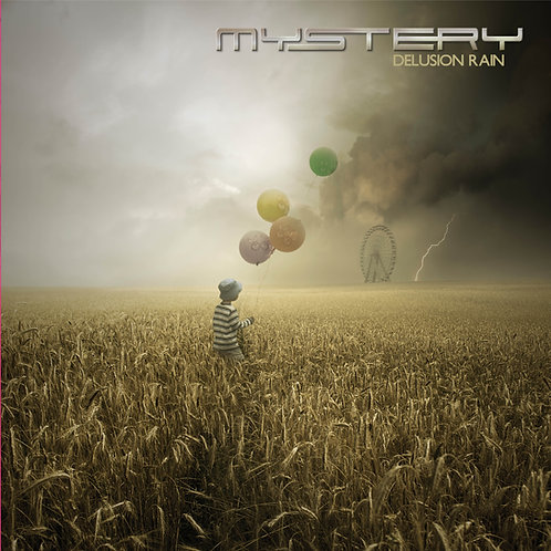 MYSTERY - Delusion Rain -  2LP Black Vinyls