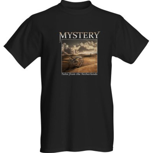 MYSTERY-Tales from the Netherland Cover Tshirt
