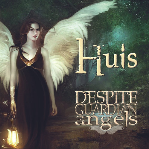 Huis - Despite Guardian Angels - CD - (2014)