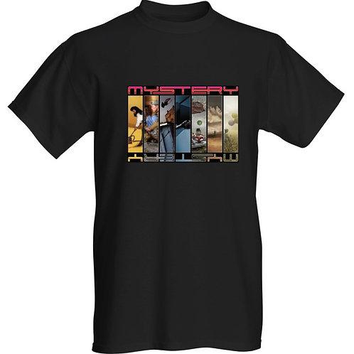 MYSTERY-Album Cover Tshirt