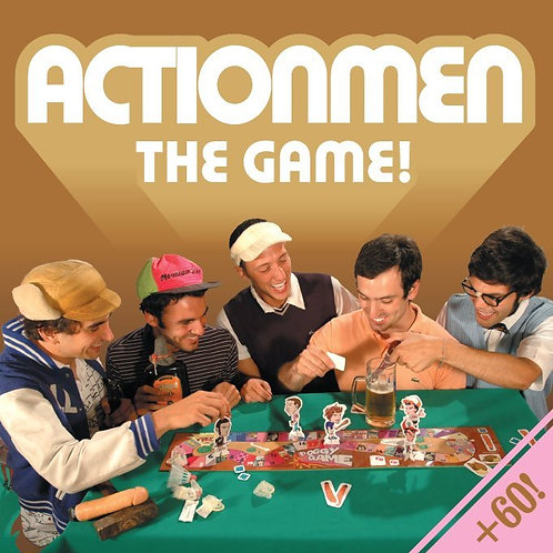 ACTIONMEN - The Game