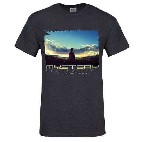 MYSTERY-Second Home Front and Back Tshirt