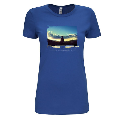 MYSTERY-Second Home women Tshirt