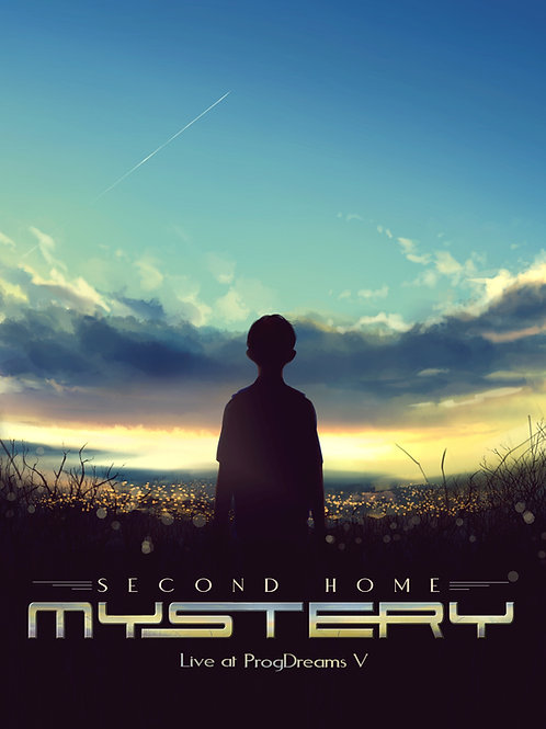 MYSTERY - Second Home DVD