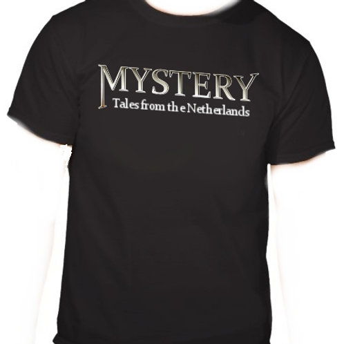 MYSTERY-Tales from the Netherland LOGO Tshirt