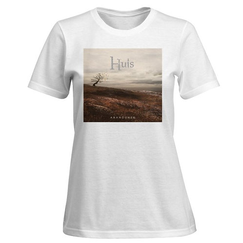 Women T-Shirt - Abandoned (white)