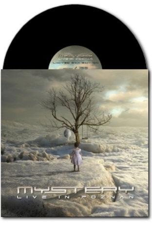 MYSTERY - Live in Poznan -  MYSTERIOUS BOX SET - Black Vinyls