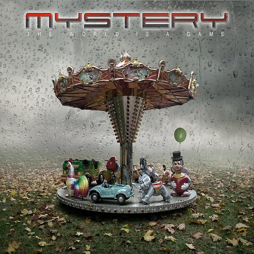 MYSTERY - The World is a Game -  2LP Clear Vinyls