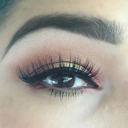 good makeup days 👌🏼__maccosmetics Coppering& Gold pigment on the lid__inglot_usa Gel Liner No.jpg